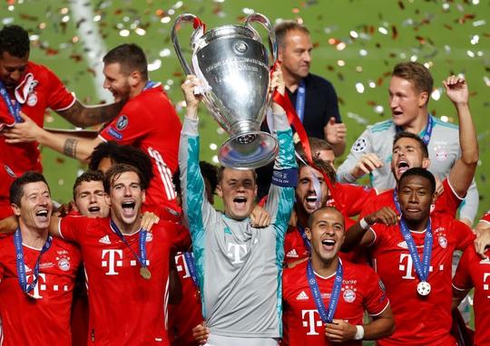 Hạ gục PSG, Bayern Munich lần thứ 6 vô địch Champions League - Ảnh 8.