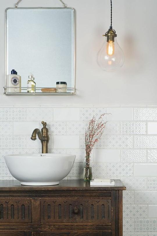 Cách chọn gạch lát cho phòng tắm - Ảnh 2.