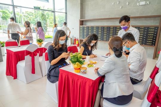 Hưng Phúc Premier - công trình căn hộ thứ 45 tại Phú Mỹ Hưng được bàn giao đúng hạn - Ảnh 1.