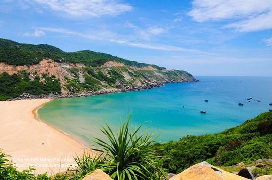 Ghé thăm điểm đón ánh mặt trời đầu tiên trên đất liền tại Việt Nam - Ảnh 1.