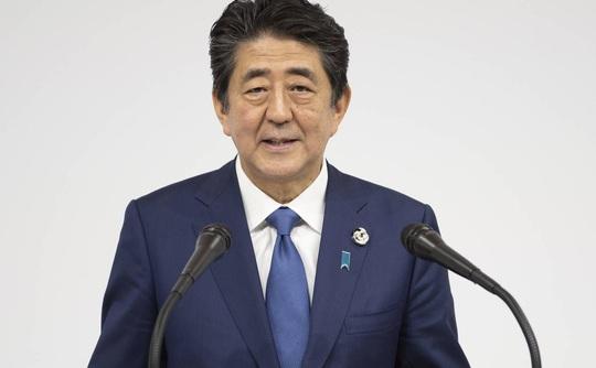 Thủ tướng Nhật Bản lên tiếng về tình hình sức khoẻ - Ảnh 1.