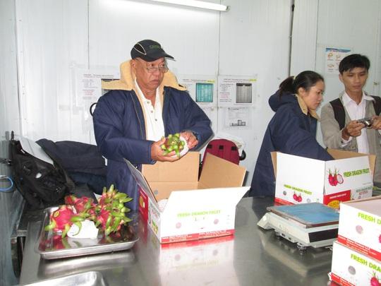 Tin vui cho trái cây tươi xuất khẩu sang Mỹ - Ảnh 1.