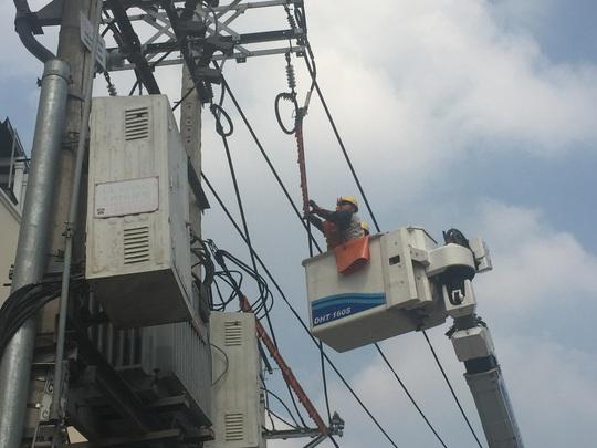 TP HCM: Bảo đảm cấp điện dịp Lễ Quốc khánh 2-9 - Ảnh 1.