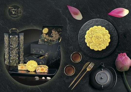 Mondelez Kinh Đô ra mắt dòng bánh phủ bột vàng thượng hạng - Ảnh 1.