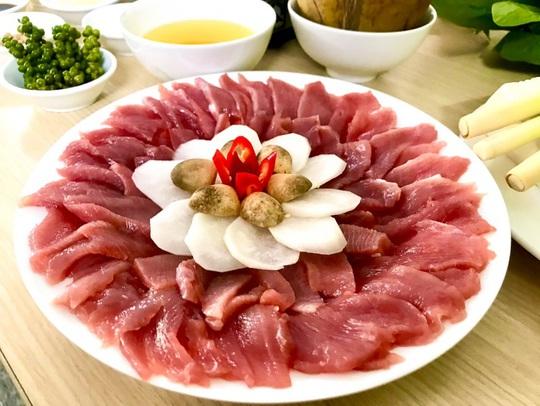 Thịt đà điểu - Thực phẩm tốt cho sức khỏe - Ảnh 1.