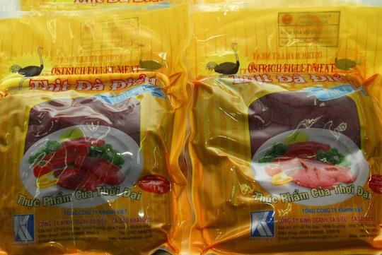 Thịt đà điểu - Thực phẩm tốt cho sức khỏe - Ảnh 4.