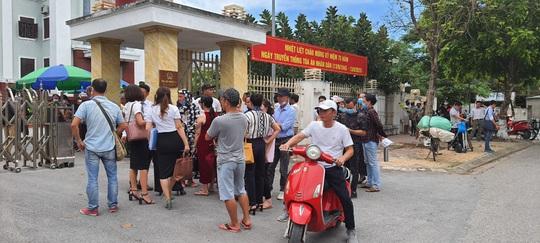 Vợ chồng Đường Nhuệ cùng 4 đàn em bị tuyên phạt 17,5 năm tù giam - Ảnh 3.