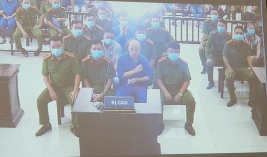 Vợ chồng Đường Nhuệ cùng 4 đàn em bị tuyên phạt 17,5 năm tù giam - Ảnh 1.