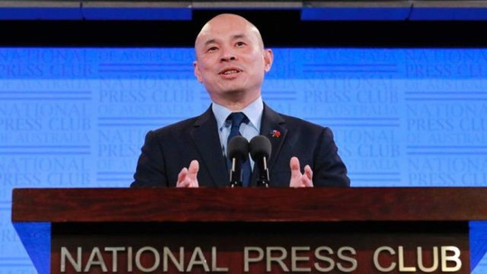 """Úc bị tố """"làm Trung Quốc tổn thương"""" - Ảnh 1."""