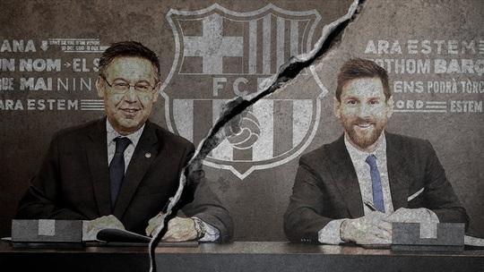 Barcelona vẫn hi vọng Lionel Messi sẽ ở lại - Ảnh 2.
