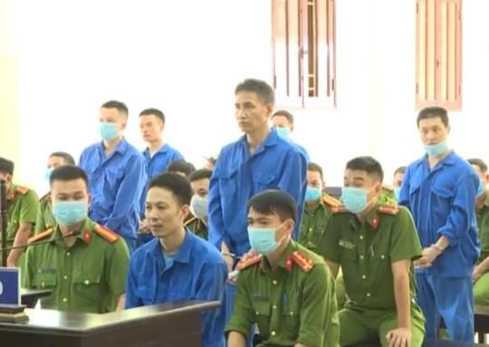 6 bị cáo trong đường dây ma túy khủng bị tuyên án tử hình - Ảnh 1.
