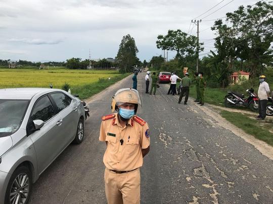 Nhân chứng vụ nổ kinh hoàng ở Quảng Nam: Nạn nhân bị hất bay qua bên kia đường - Ảnh 6.