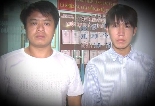 Phát hiện 2 người Trung Quốc làm chuyện mờ ám trong khách sạn - Ảnh 1.