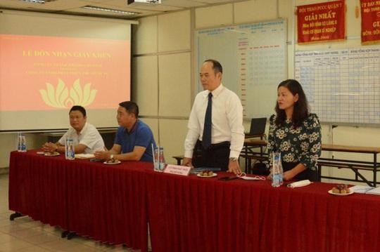 Phú Mỹ Hưng nhận giấy khen từ Công an Thành phố Hồ Chí Minh - Ảnh 2.