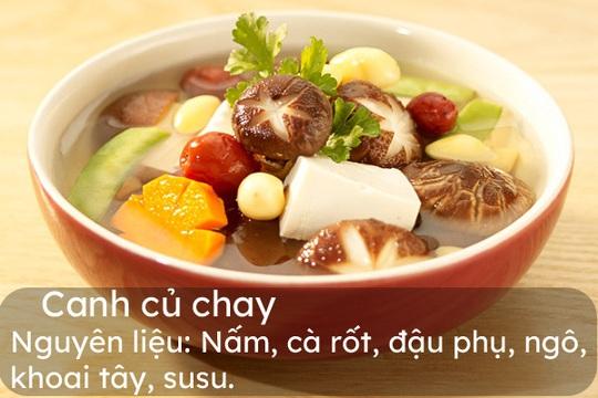 Các món ăn ngày lễ Vu Lan ý nghĩa, ngon khó cưỡng - Ảnh 4.