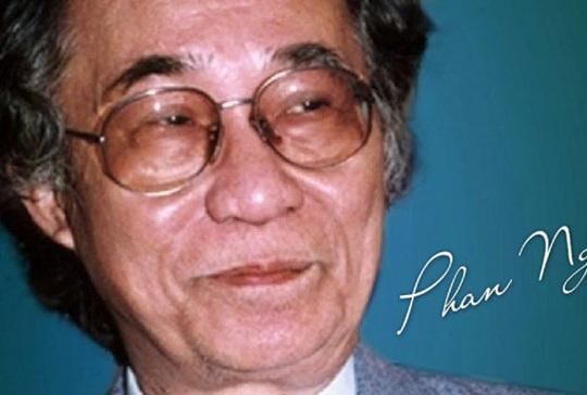 Vĩnh biệt thầy của các thầy ngôn ngữ- Phan Ngọc - Ảnh 1.