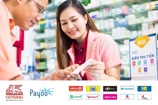 Generali nâng cao trải nghiệm thanh toán phí cho khách hàng - Ảnh 1.