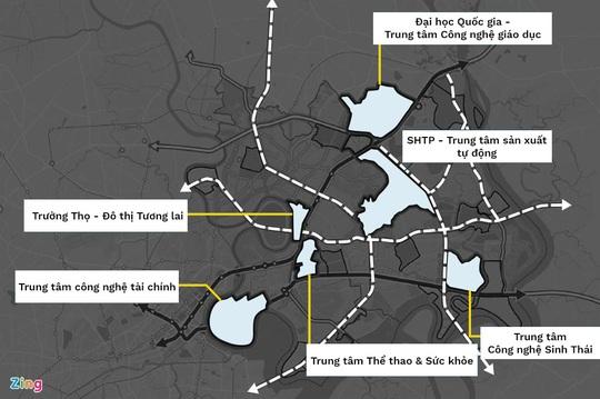 Toàn cảnh 6 trọng điểm của thành phố Thủ Đức tương lai - Ảnh 17.