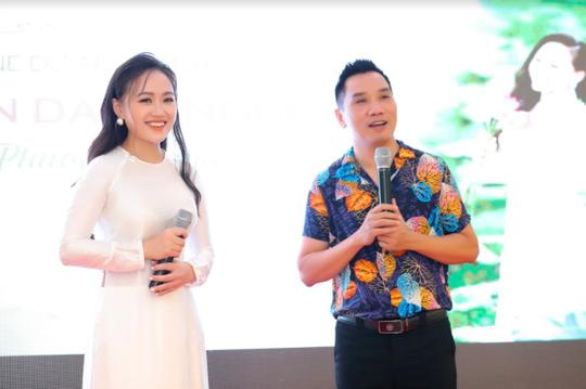 Ca sĩ Nguyễn Phương Thanh ra mắt dự án Hương sen dâng Người - Ảnh 2.