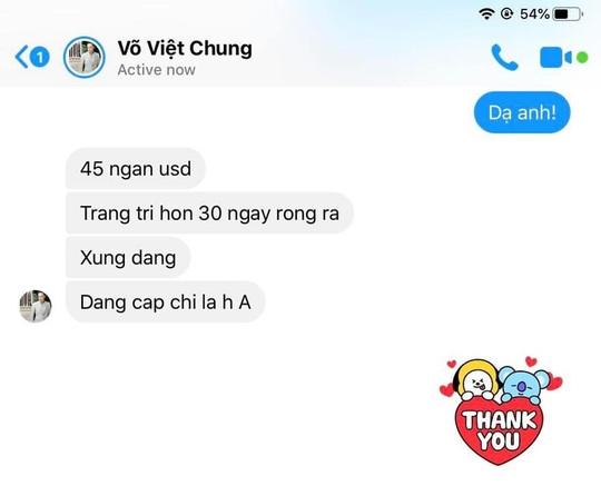 Sốc với chiếc áo dài giá 1 tỉ đồng của nhà thiết kế Võ Việt Chung - Ảnh 4.