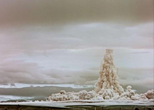 Nga tiết lộ đoạn phim bí mật về vụ nổ bom hạt nhân lớn nhất thế giới 60 năm trước - Ảnh 2.