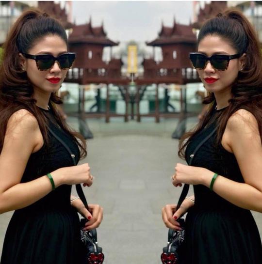 Gu thời trang sành điệu của BTV Ngọc Trinh - Ảnh 3.
