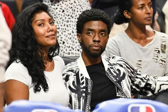 """Chuyện tình vượt bệnh tật của vợ chồng """"báo đen"""" Chadwick Boseman - Ảnh 4."""