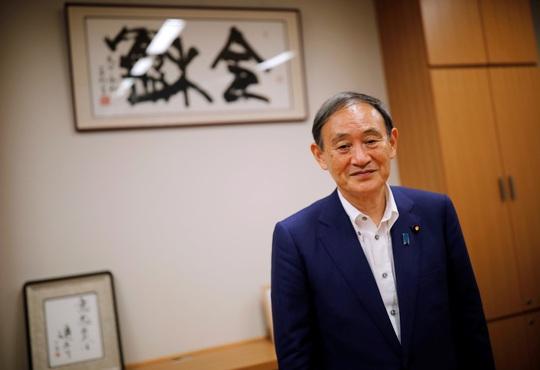 Xuất hiện nhân vật sáng giá kế nhiệm Thủ tướng Abe Shinzo? - Ảnh 1.