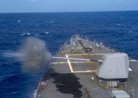 Nguy cơ xung đột Mỹ - Trung ở biển Đông - Ảnh 1.