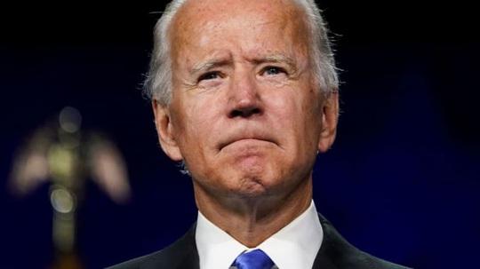 Ông Biden thúc giục Tổng thống Trump ngừng kích động bạo lực - Ảnh 1.