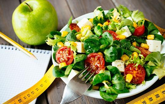 Các chế độ ăn giúp kiểm soát cân nặng - Ảnh 1.
