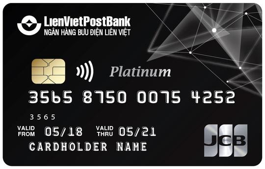 LienVietPostBank ra mắt Thẻ Tín dụng quốc tế JCB - Ảnh 2.
