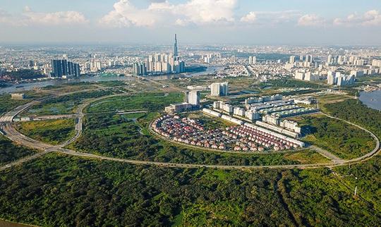 TPHCM chuẩn bị 198 nền tái định cư cho người dân Thủ Thiêm - Ảnh 1.