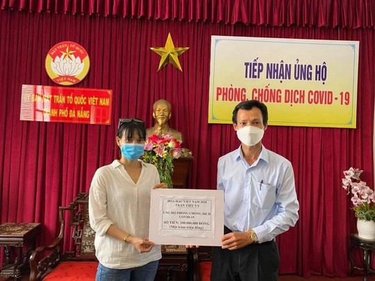 Hồ Ngọc Hà, hoa hậu Tiểu Vy, Hhen Niê hỗ trợ Đà Nẵng chống Covid-19 - Ảnh 3.