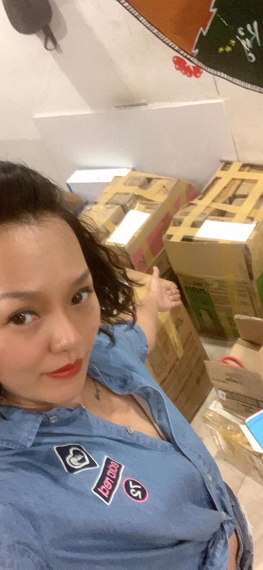 Hồ Ngọc Hà, hoa hậu Tiểu Vy, Hhen Niê hỗ trợ Đà Nẵng chống Covid-19 - Ảnh 5.