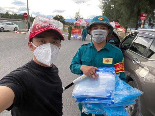 Hồ Ngọc Hà, hoa hậu Tiểu Vy, Hhen Niê hỗ trợ Đà Nẵng chống Covid-19 - Ảnh 9.