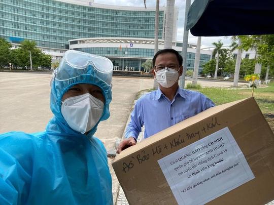 Hồ Ngọc Hà, hoa hậu Tiểu Vy, Hhen Niê hỗ trợ Đà Nẵng chống Covid-19 - Ảnh 8.