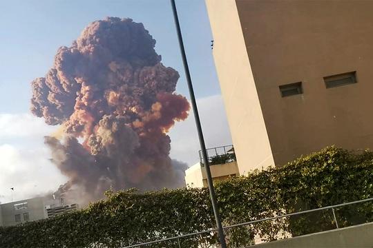 Giải mã sức mạnh vụ nổ cực lớn ở Lebanon - Ảnh 1.
