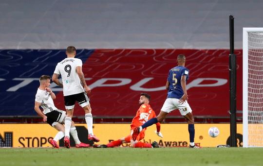 Siêu phẩm ngỡ ngàng, Fulham đại thắng trận cầu 170 triệu bảng - Ảnh 6.
