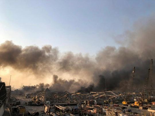 Nổ lớn ở Lebanon làm hơn 4.000 người thương vong - Ảnh 2.