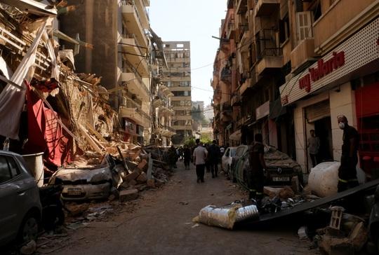 Nổ kinh hoàng tại Lebanon: Thương vong chưa dừng lại ở con số 5.000 người - Ảnh 3.