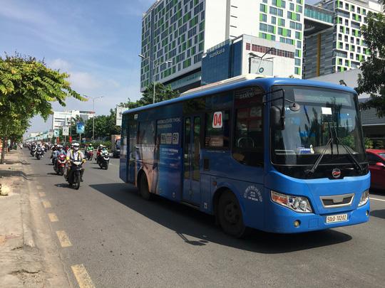 Bộ GTVT bác đề xuất dịch vụ xe buýt mini ở TP HCM - Ảnh 1.