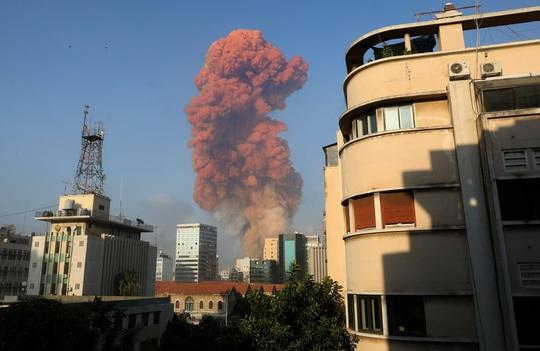 """Nổ cực lớn ở Lebanon: Con tàu bị bỏ rơi trở thành """"bom hẹn giờ kinh hoàng - Ảnh 4."""