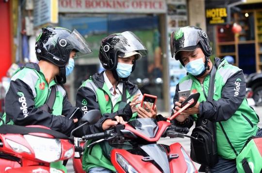 Gojek chính thức hoạt động tại Việt Nam: Tài xế vui vẻ, khách hàng hài lòng - Ảnh 5.