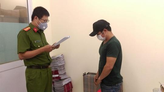 Khởi tố, bắt giam nữ giám đốc Thạch Thị Hoa - Ảnh 2.