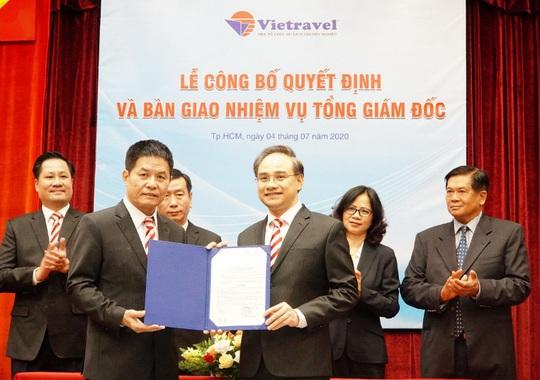 Thông báo bổ nhiệm Quyền Tổng Giám đốc Vietravel - Ảnh 1.