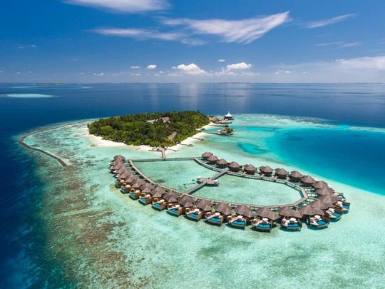 Khu nghỉ dưỡng xa xỉ tốt nhất thế giới giá 1.545 USD/đêm - Ảnh 1.