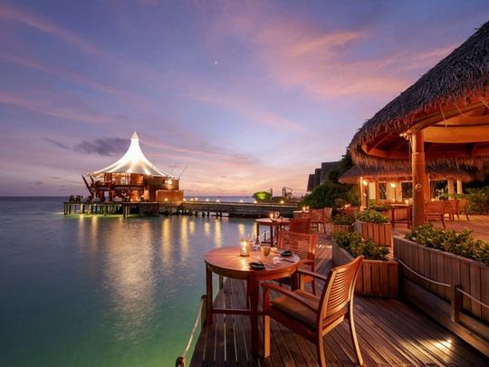 Khu nghỉ dưỡng xa xỉ tốt nhất thế giới giá 1.545 USD/đêm - Ảnh 2.