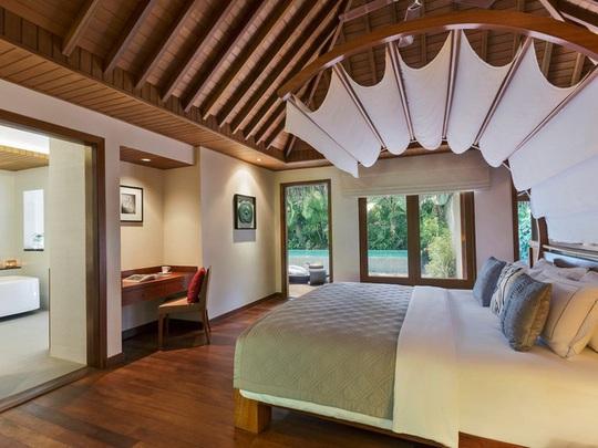 Khu nghỉ dưỡng xa xỉ tốt nhất thế giới giá 1.545 USD/đêm - Ảnh 11.