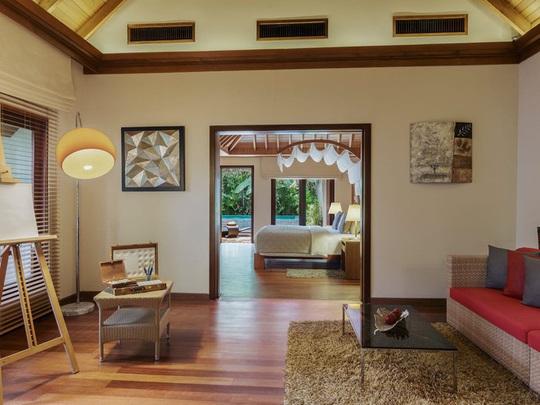 Khu nghỉ dưỡng xa xỉ tốt nhất thế giới giá 1.545 USD/đêm - Ảnh 12.